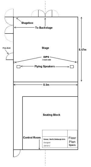 Floorplan Spec.