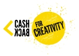 CashBack for Creativity rgb yellow