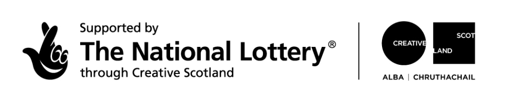The National Lottery through Creative Scotland