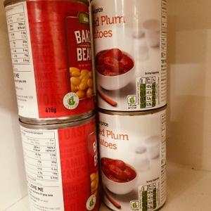 Tins - Sharing Shelf